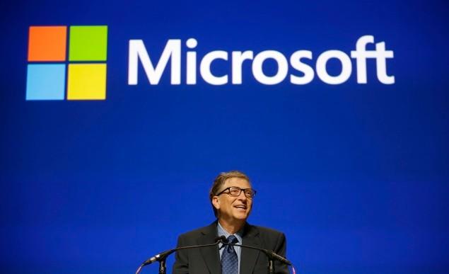 Bill Gates Leaves Board