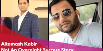 Altamash Kabir startup success stories in india